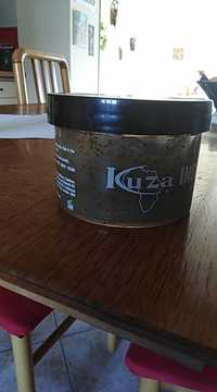 Kuza - 100% Indian hemp - Hair & scalp treatment