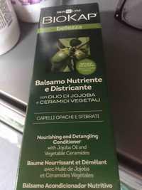 BIOKAP - Baume nourrissant et démêlant