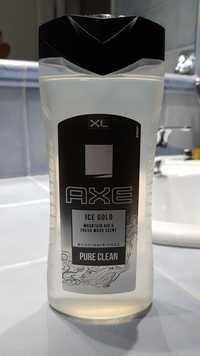 AXE - Ice gold - Gel douche
