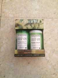 DOLIDERM - Verveine fraîche 03 - Gel douche cremeux & Lait hydratant