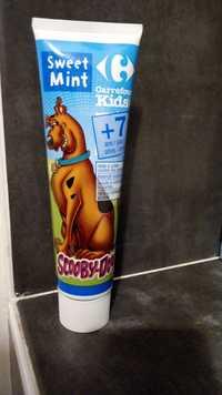 CARREFOUR - Kids Scooby-doo- Gel dentifrice Sweet Mint