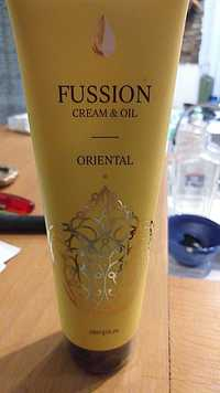 DELIPLUS - Oriental - Fussion cream & oil