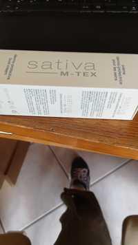 COSMECLINIK - Sativa m-tex - Crème dermo protectrice pour les seins