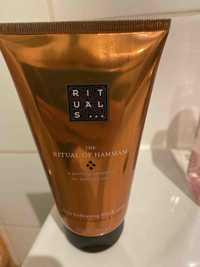 RITUALS - The Ritual of Hamman - Extra hydrating black soap