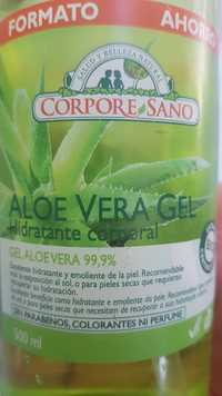 CORPORE SANO - Aloe vera gel 99,9%