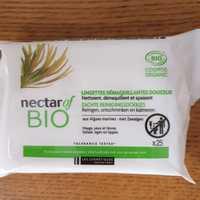 LES COSMÉTIQUES DESIGN PARIS - Nectar of Bio - Lingettes démaquillantes douceur bio
