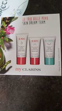 CLARINS - My clarins - Le trio belle peau