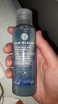 YVES ROCHER - Pur bleuet - Le démaquillant express yeux