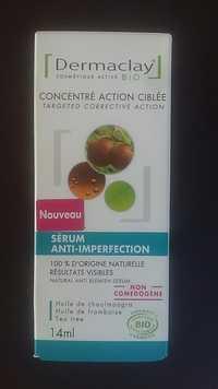 DERMACLAY - Concentré action ciblée - Sérum anti-imperfection