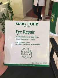 MARY COHR - Eye repair - Masque contour des yeux