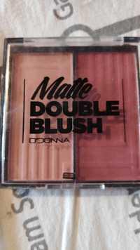 D'Donna - Matte double blush