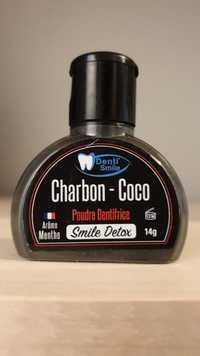 Denti' Smile - Charbon-coco - Poudre dentifrice