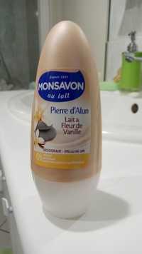 Monsavon - Pierre d'alun - Déodorant 24h