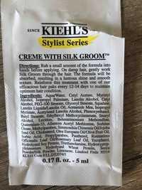 Kiehl's - Stylist series - Creme with silk groom