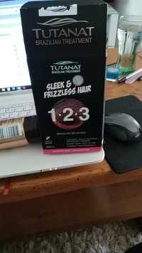 TUTANAT - Brazilian treatment - Sleek & frizzless hair