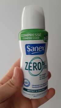 SANEX - Zero % - Déodorant à pierre d'alun