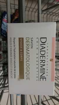 Diadermine - Savon dermatologique visage & corps