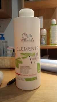 Wella - Elements - Shampooing régénérant