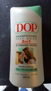 Dop - Shampooing très doux 2 en 1 à l'amande douce