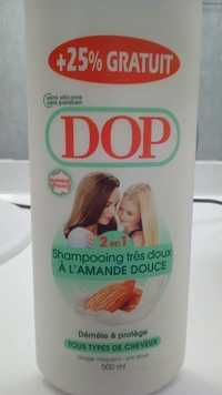 DOP - Shampooing très doux à l'amande douce