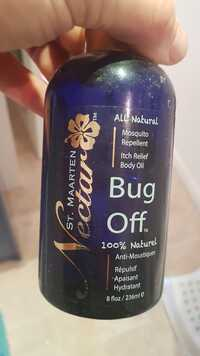 St. Maarten Nectar - Bug off - Anti-moustiques