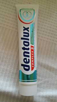 Dentalux - Dentifrice complex 7 sensitive plus
