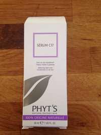 PHYT'S - Sérum C17 - Soin du soir équilibrant peaux mixtes à grasses
