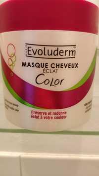 EVOLUDERM - Color - Masque cheveux éclat
