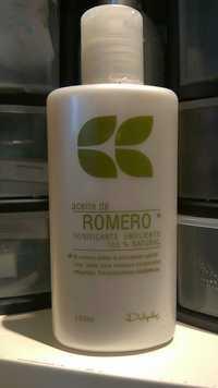 Deliplus - Aceite de romero - Tonificante emoliente 100 % natural