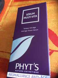 Phyt's - Sérum multi-vita - Tenseur anti-âge