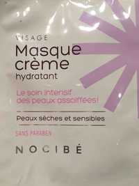 NOCIBÉ - Masque crème hydratant