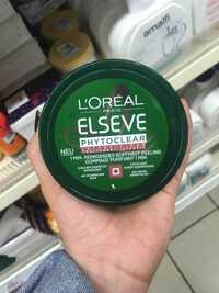 L'ORÉAL - Elseve Phytoclear - Gommage purifiant 1 min
