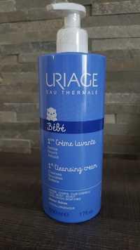 URIAGE - Bébé - 1ère Crème Lavante
