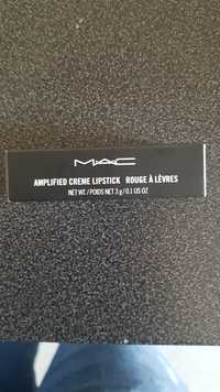 MAC - Amplified creme lipstick