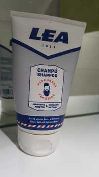 LEA - Shampoo for beard