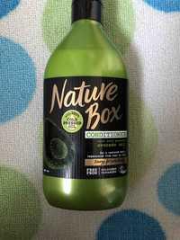 NATURE BOX - Conditioner with cold pressed avocado oil