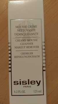 SISLEY - Mousse crème nettoyante démaquillante
