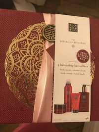 Rituals - The ritual of Ayurveda - 4 balancing bestsellers