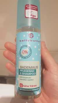 Belly Button - Baby bademaus - Pflegebad & shampoo
