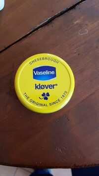 VASELINE - Klover - Chesebrough