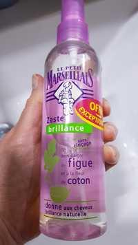LE PETIT MARSEILLAIS - Zeste brillance - Donne aux cheveux brillance naturelle