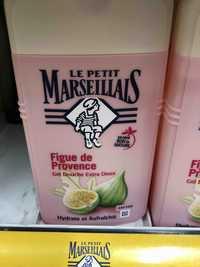 LE PETIT MARSEILLAIS - Figue de provence - Gel douche extra doux
