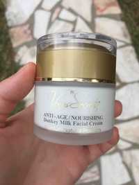 Venus Secrets - Anti-age nourishing - Donkey milk facial cream