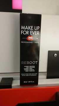 MAKE UP FOR EVER - Reboot - Fond de teint soin multi-actif