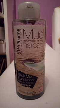 SPA PHARMA - Mud haircare - Black mud conditioner