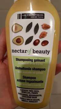 LES COSMÉTIQUES DESIGN PARIS - Nectar of beauty - Shampooing gainant