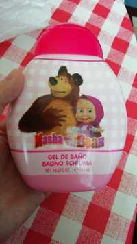 MASHA AND THE BEAR - Gel  douche