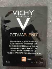 VICHY - Dermablend - Fond de teint fluide correcteur 16h