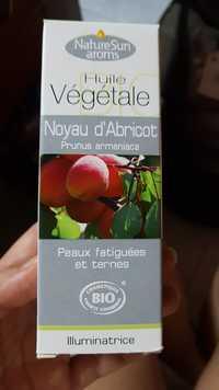 NATURESUN AROMS - Huile végétale - Noyau d'Abricot