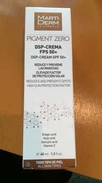 Marti Derm - Pigment zero - DSP-Crema SPF 50+